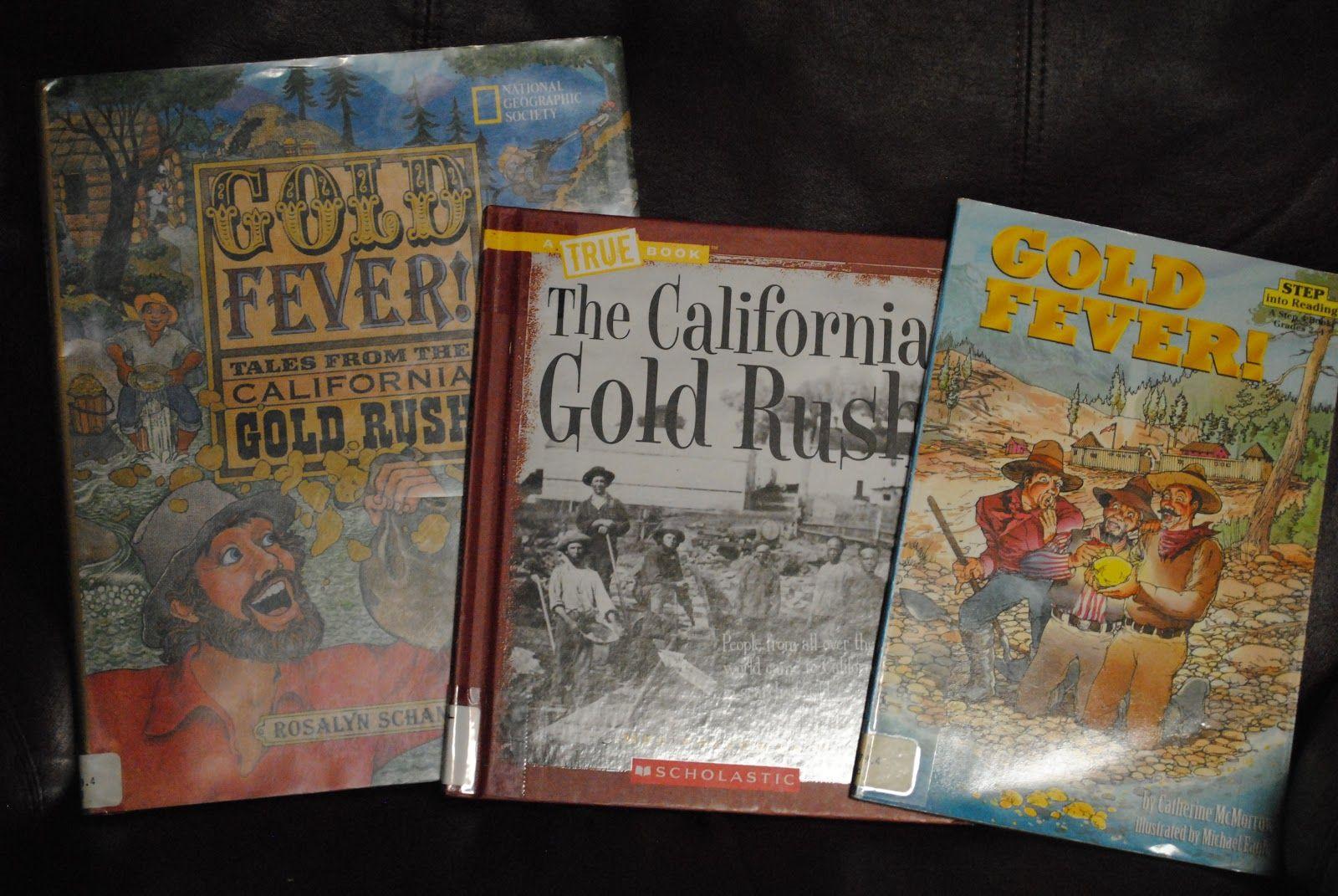 California The Gold Rush