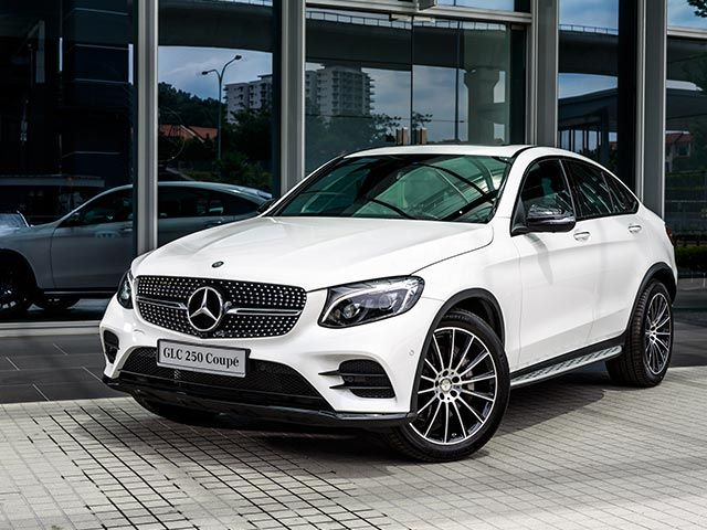 Mercedes Benz Malaysia Launches Glc Coupe Gls And The Iconic G