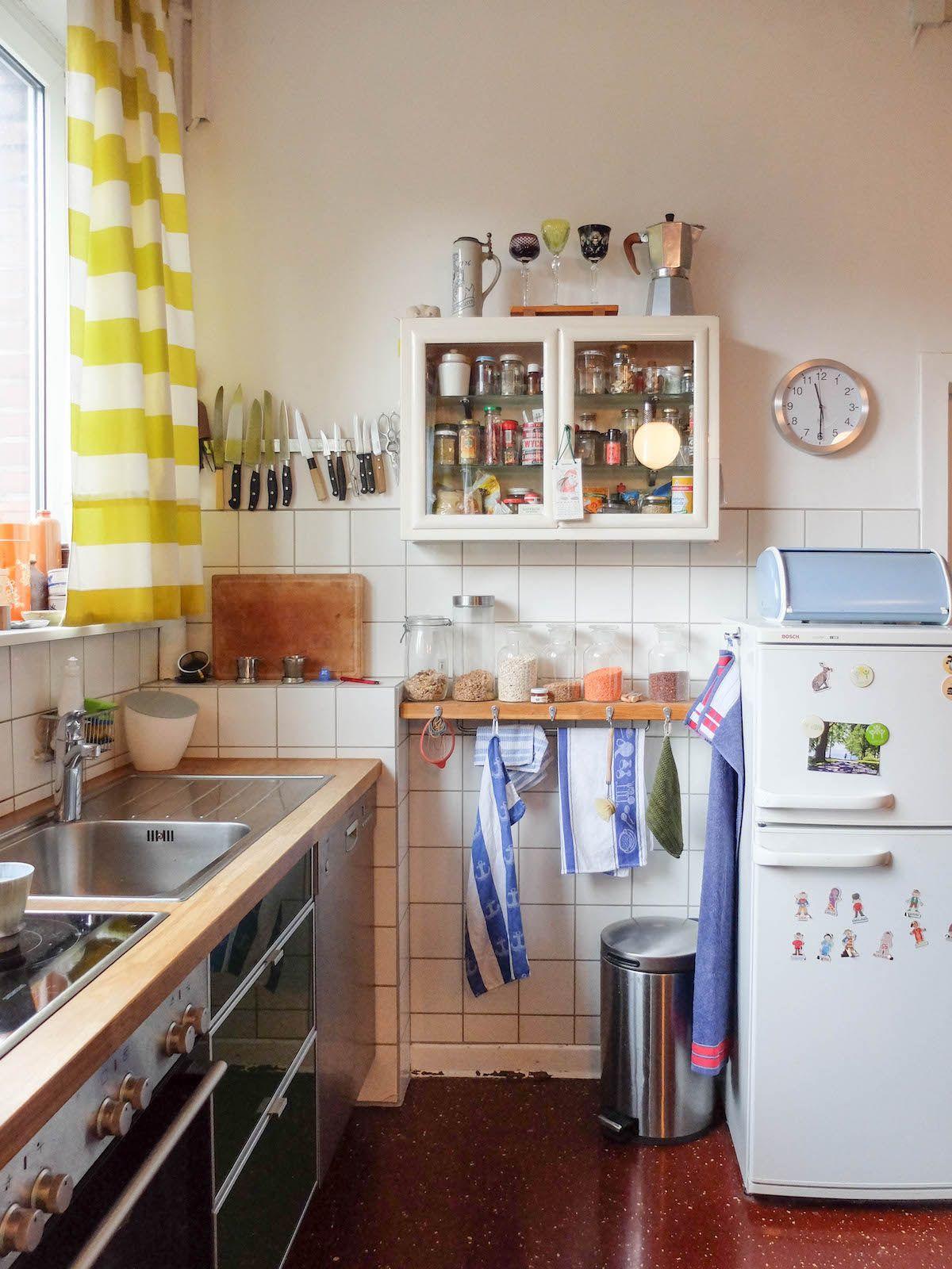 Zu Besuch im Künstlerloft in Herne  Küchen ideen, Küche ideen, Wohnen