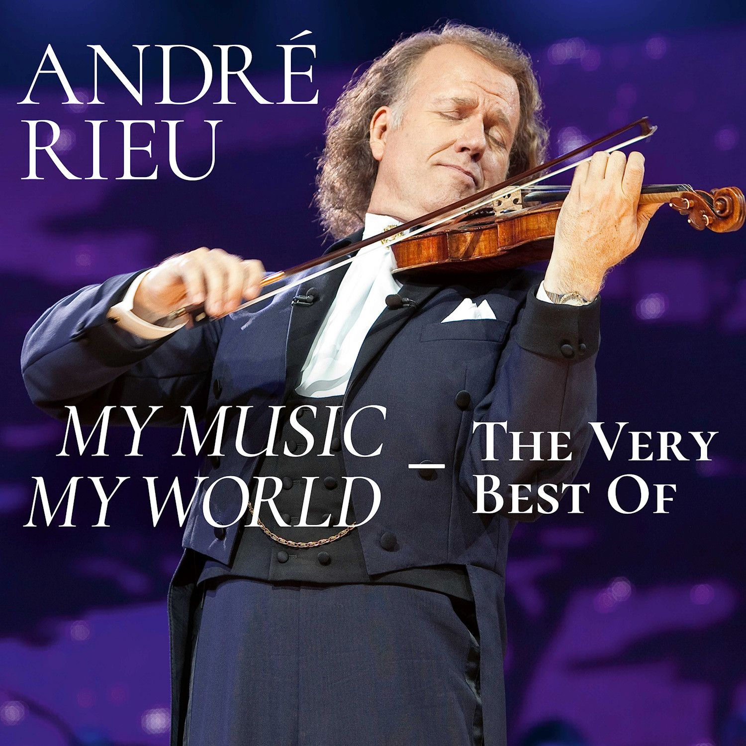 Andre Rieu My Music My World 2cd In 2020 My Music Music