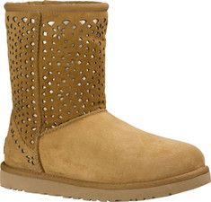 7031d04570ed0 Women s+UGG+Classic+Short+Flora+Perf+with+FREE+Shipping+ +Exchanges ...