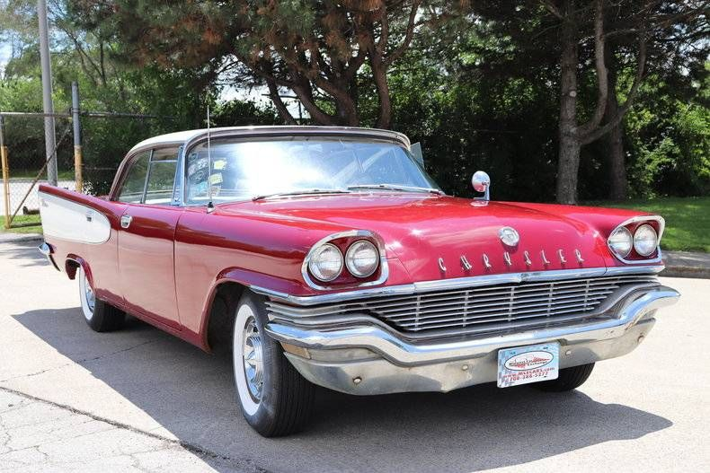 1957 Chrysler Windsor 4 Door Hardtop Chrysler Windsor Chrysler Chrysler Cars