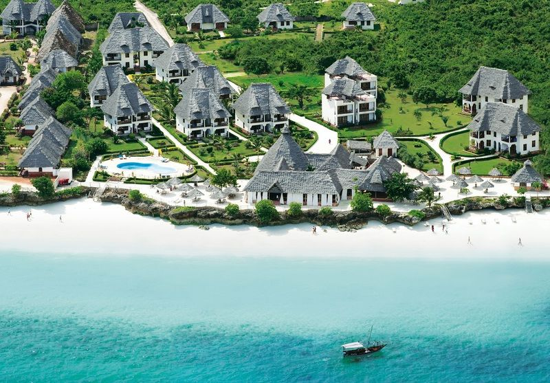 Zanzibar Island Nungwi Beach Veraclub Sunset Beach Resort