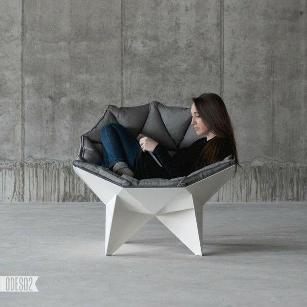 Der Ergonomische Stuhl Und Design Q1 Von Odesd2 Neu