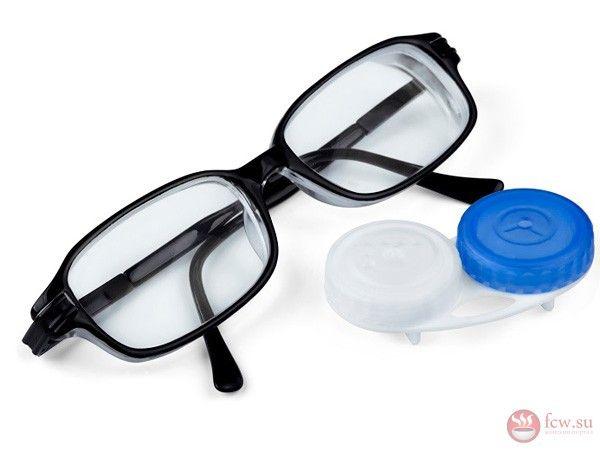 Очки, контактные линзы или лазерная коррекция зрения? https://www ...
