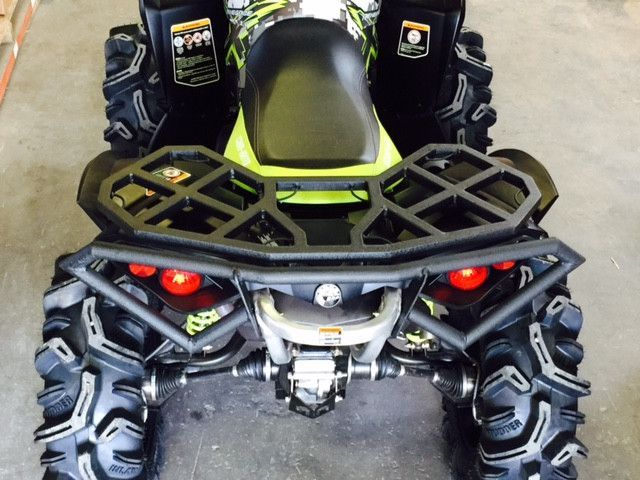 Can Am Renegade All Years All Models Rear Rack Atv S