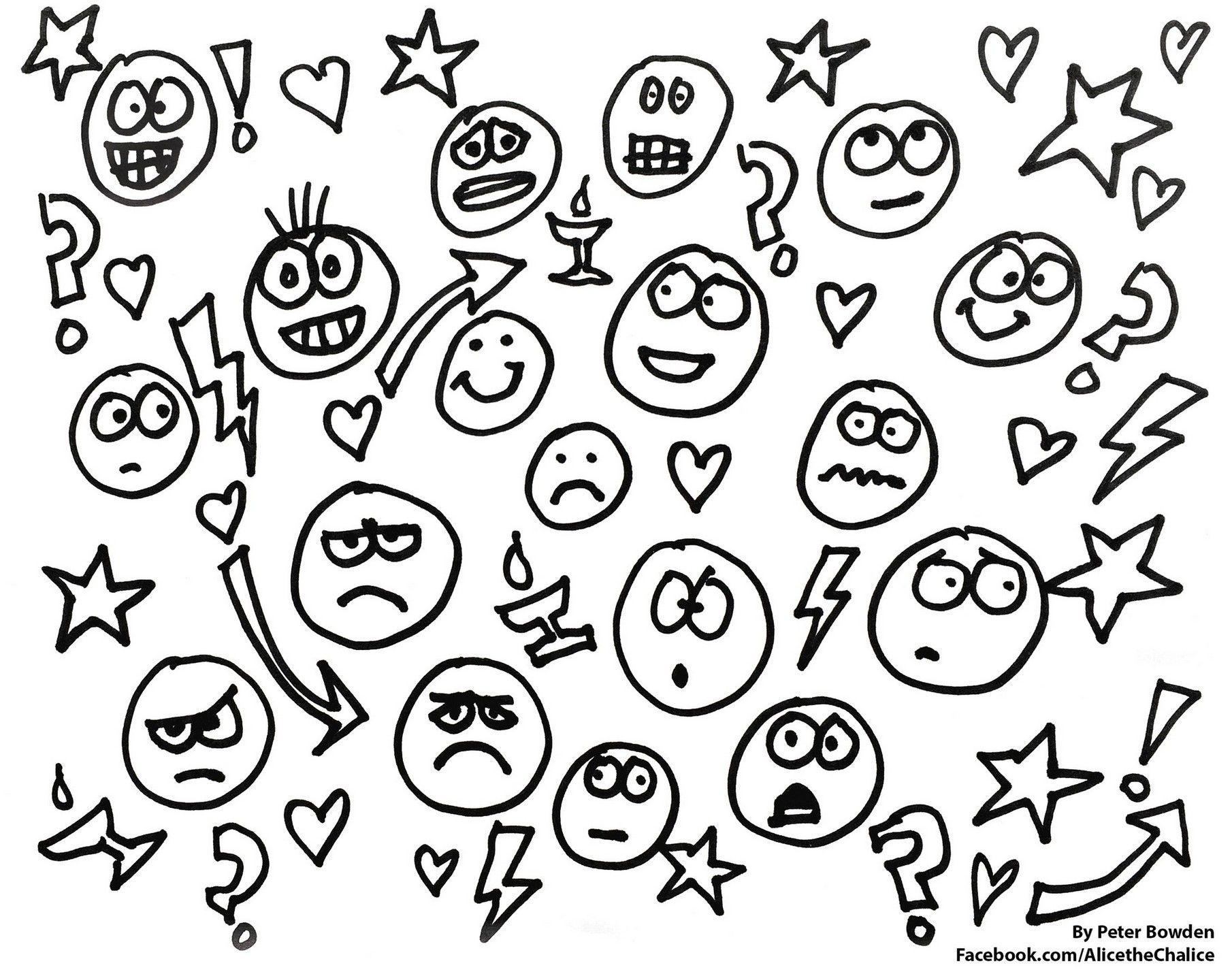 Coloring Page Emojis Hd Coloring Board Pinterest Emojis