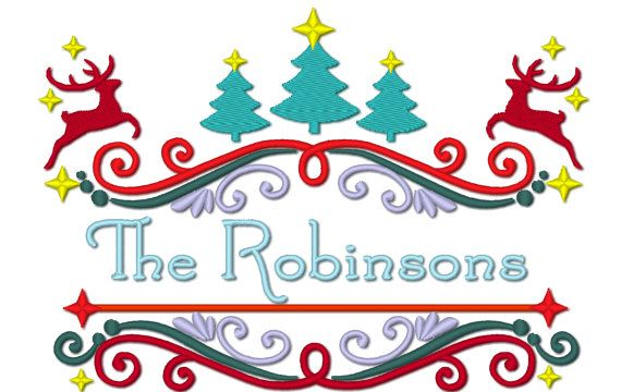 Christmas banner and garden flag, burlap curl and swirl Split design ...