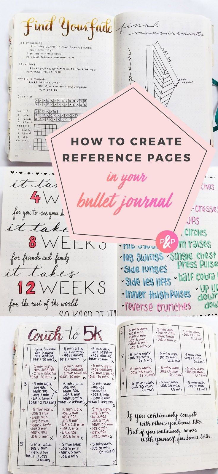 Cut your screen time reference pages for bullet journals bullet