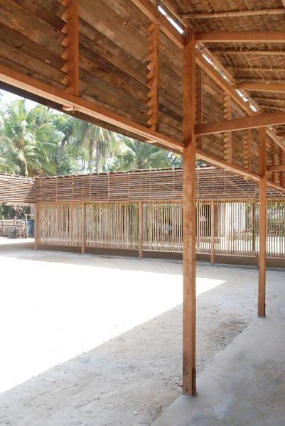 Solide Ausgefacht Schule In Myanmar Von Ackermann Raff