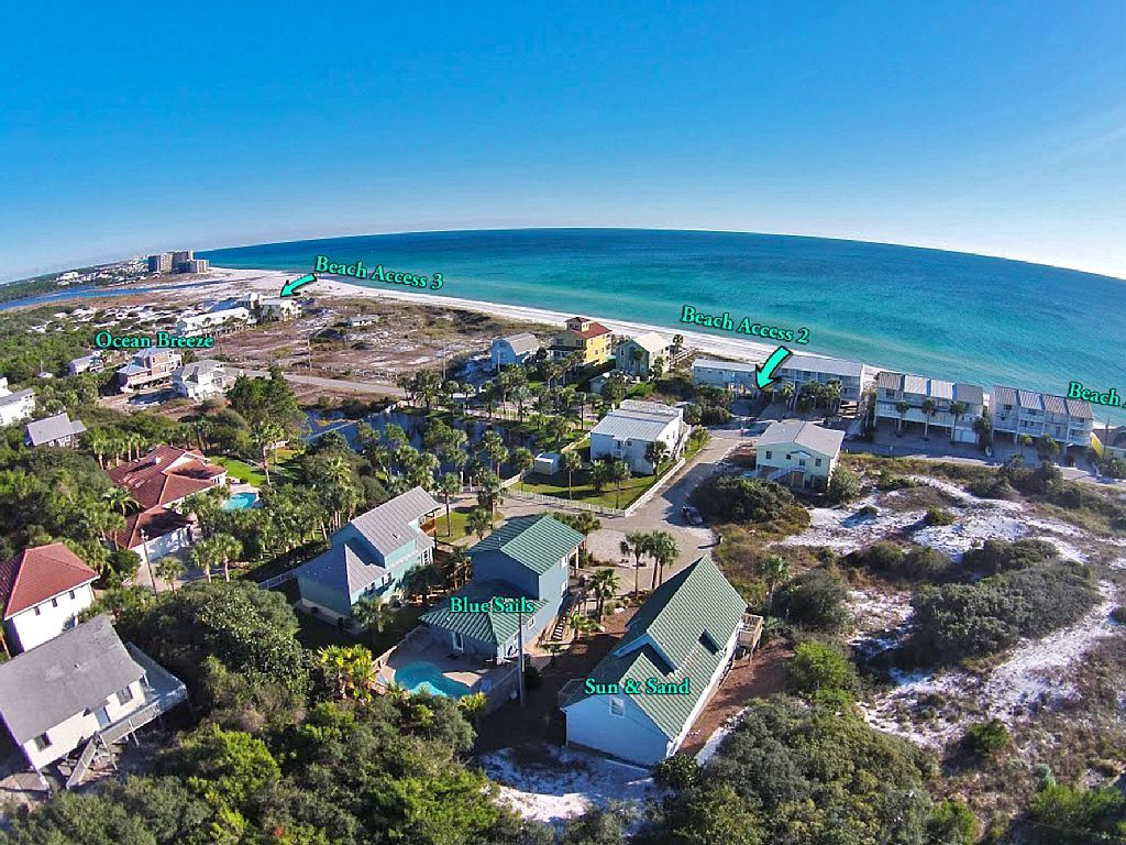 House vacation rental in Inlet Beach, FL, USA from VRBO ...
