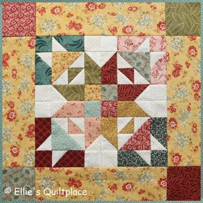 Ellie's Quiltplace - Mini Quilt Club