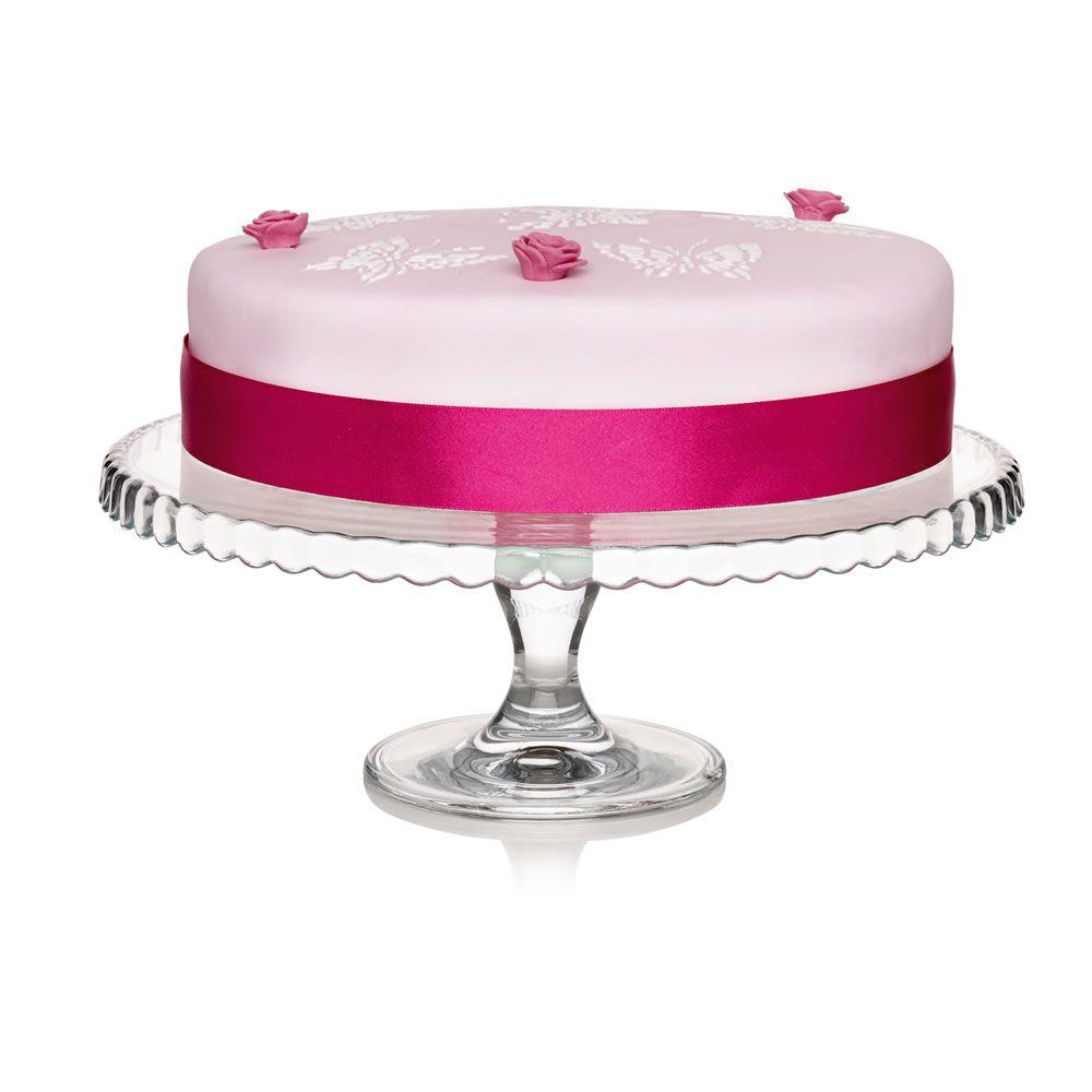 32cm glass cake stand glass cakes cake stand display
