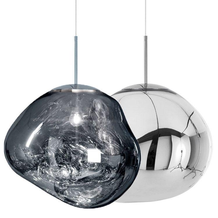Melt Silver Pendel Fra Tom Dixon Pendler Designfund Pendel Lamper Inspiration