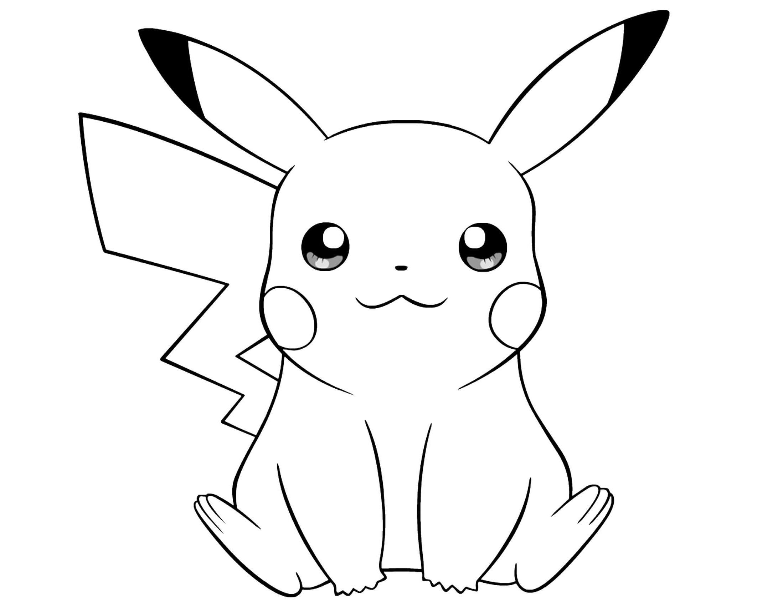Resultado de imagen para pokemon para colorear | Dibujos | Pinterest ...