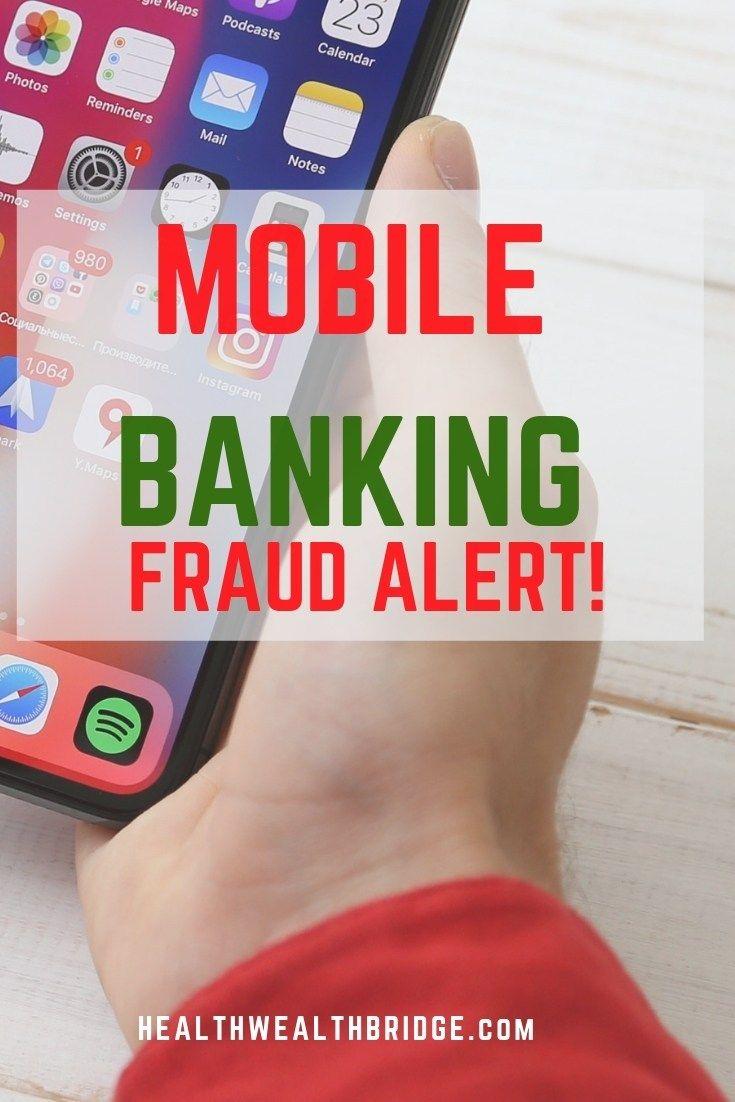 Mobile banking Beware of the New fraud modus operandi