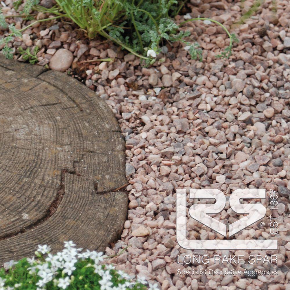 Staffordshire Pink Stone Decor Rockery Stones Garden Stones