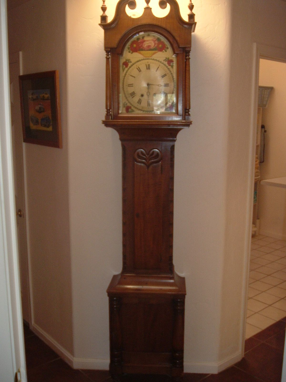 Antique grandfather clock help to identify antique grandfather antique grandfather clock help to identify amipublicfo Images