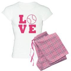 Girls Softball Pajamas... getting these for a certin friend that plays  softball!! a1f500c57