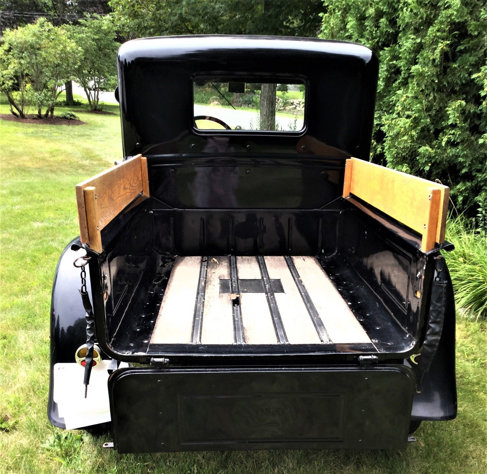 1931 Ford Model A 2 door Pickup   Ford models, Ford and Motor car