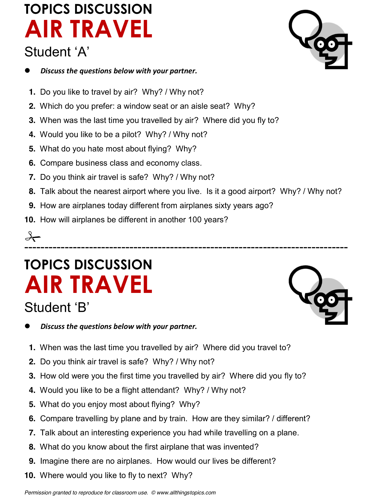 Airports And Air Travel English Learning English