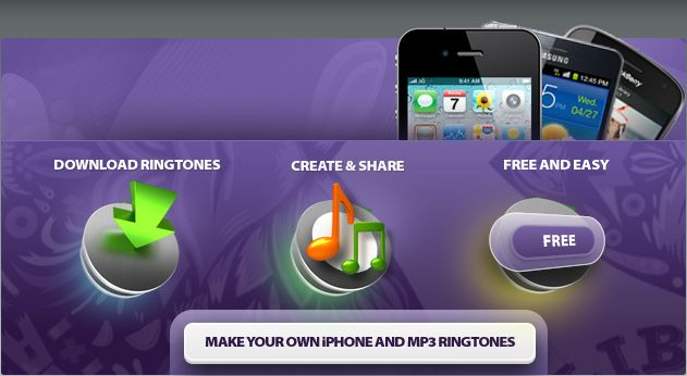 free online ringtone maker iphone 4