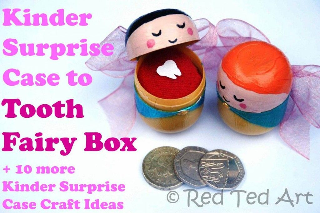 """For those of you who get """"Kinder Surprises"""" in your countries.. check out this round up of craft ideas for those yellow capsules!"""