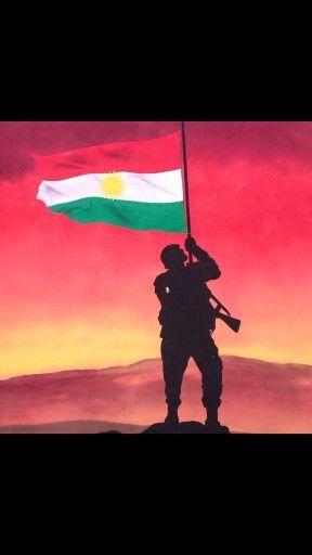 Kurdish Flag Mach Es Moglich
