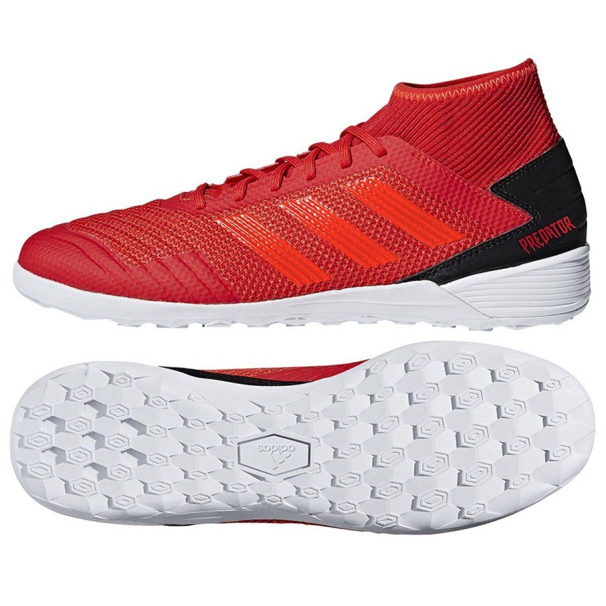 Indoor Shoes Adidas Predator 19 3 In M D97965 Mens Soccer Cleats Adidas Predator Soccer Shoes