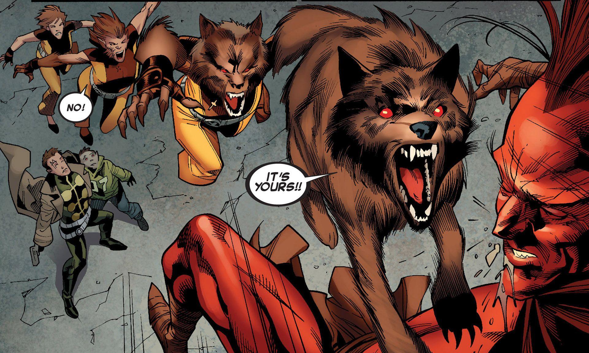 Image - Wolfsbane.png | Comic Crossroads | Fandom powered by Wikia