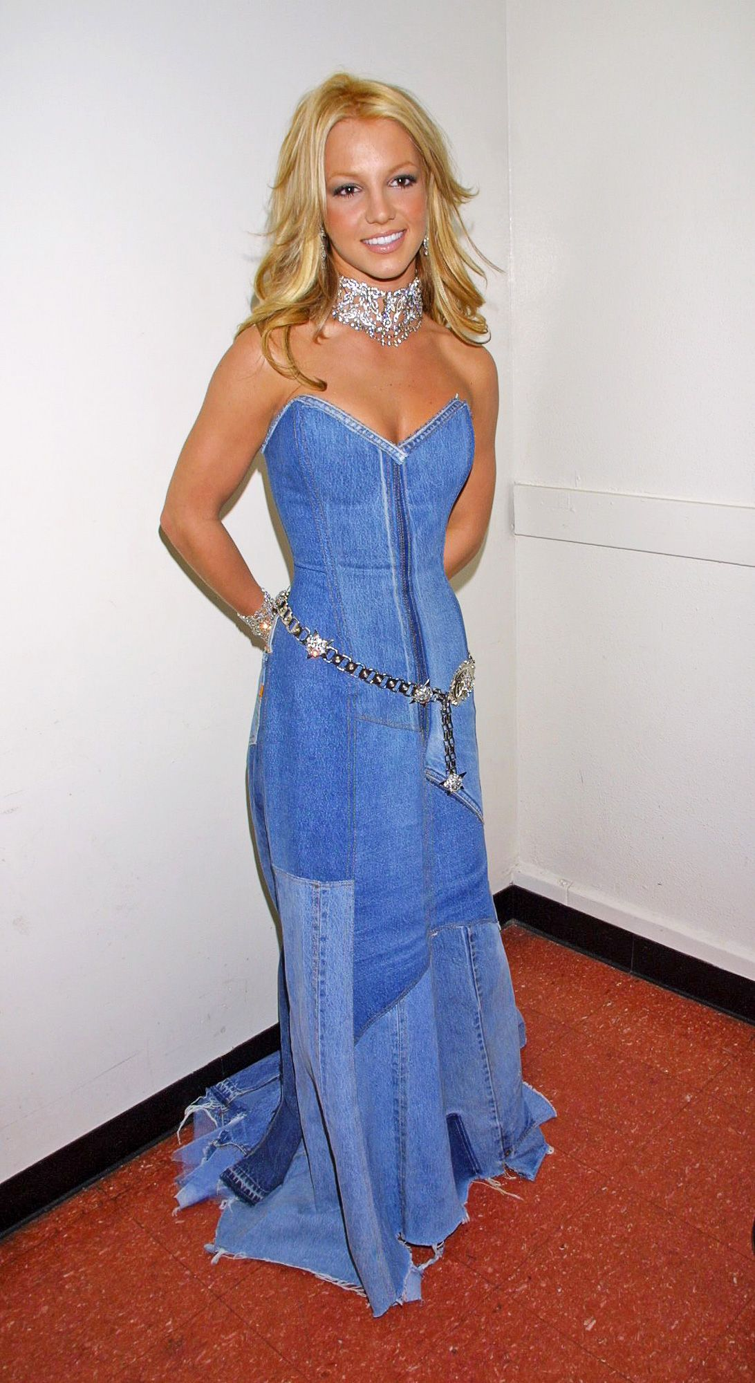 Image result for britney spears denim