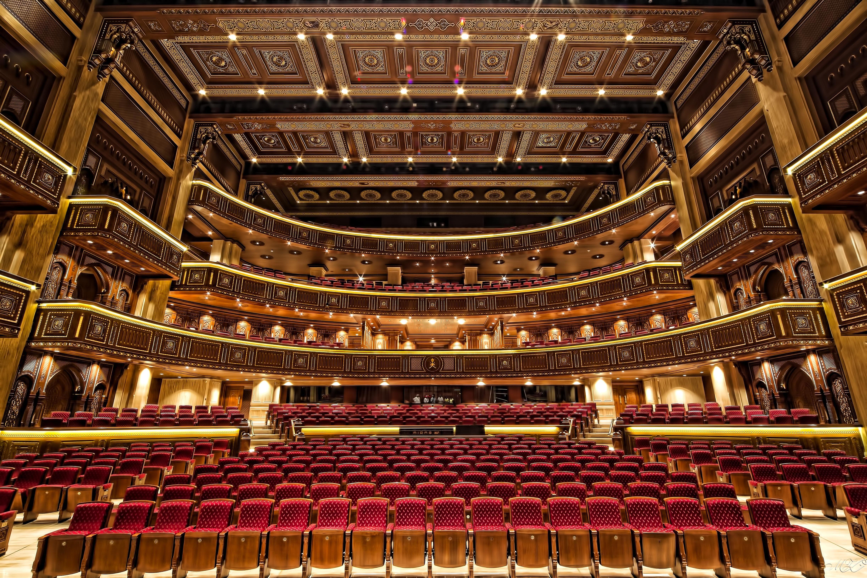 Royal Opera House Muscat Omán