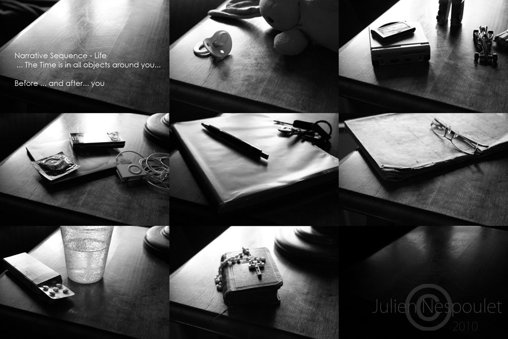 Project Narrative Photography Ideas