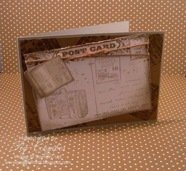 Traveler Stamp Set Stampin' Up!