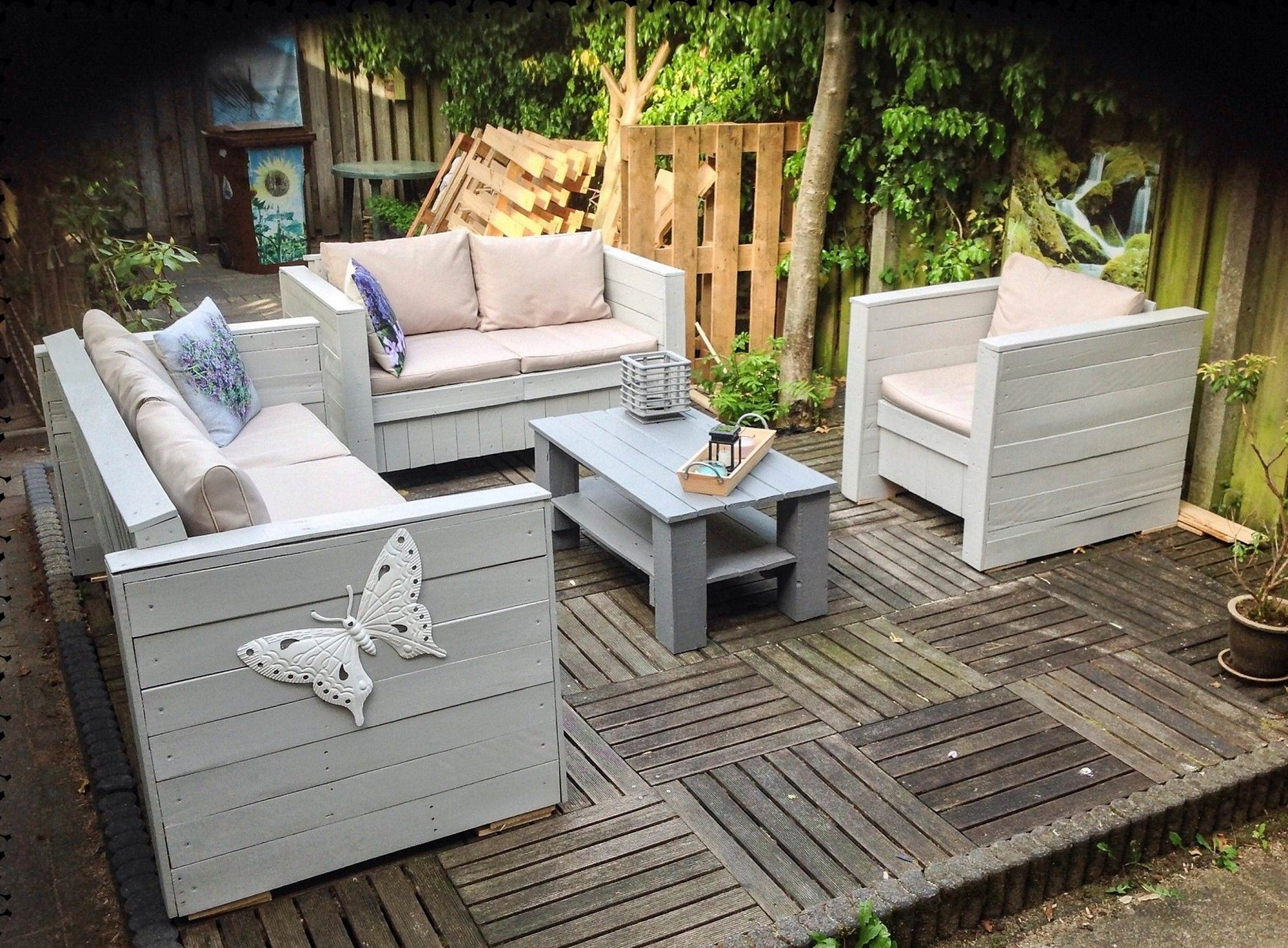 wooden pallet outdoor furniture. Outdoor Furniture From Pallets. 150 Creative Diy Wooden Pallet Designs - Recycled Chair O