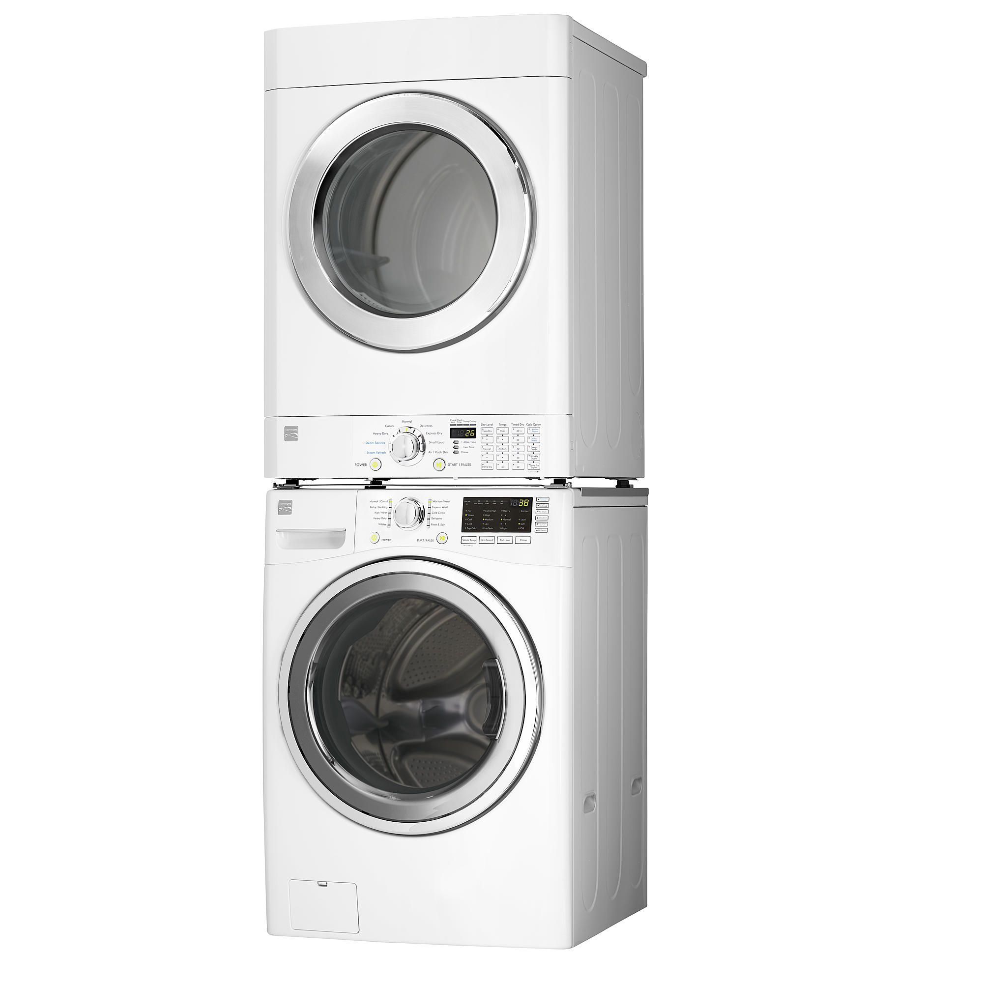 Appliances Dryers Kenmore 81392 73 Cu Ft Front Load Flip Control Electric Dryer