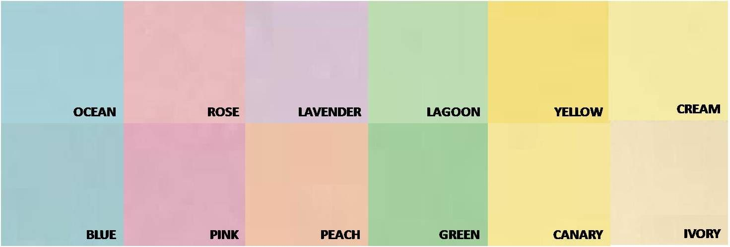 Pastel Color Chart Download More Information Home