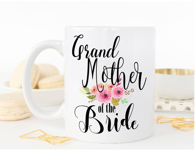 Grandmother Wedding Gift: Grandmother Of The Bride, Grandmother Wedding Gift