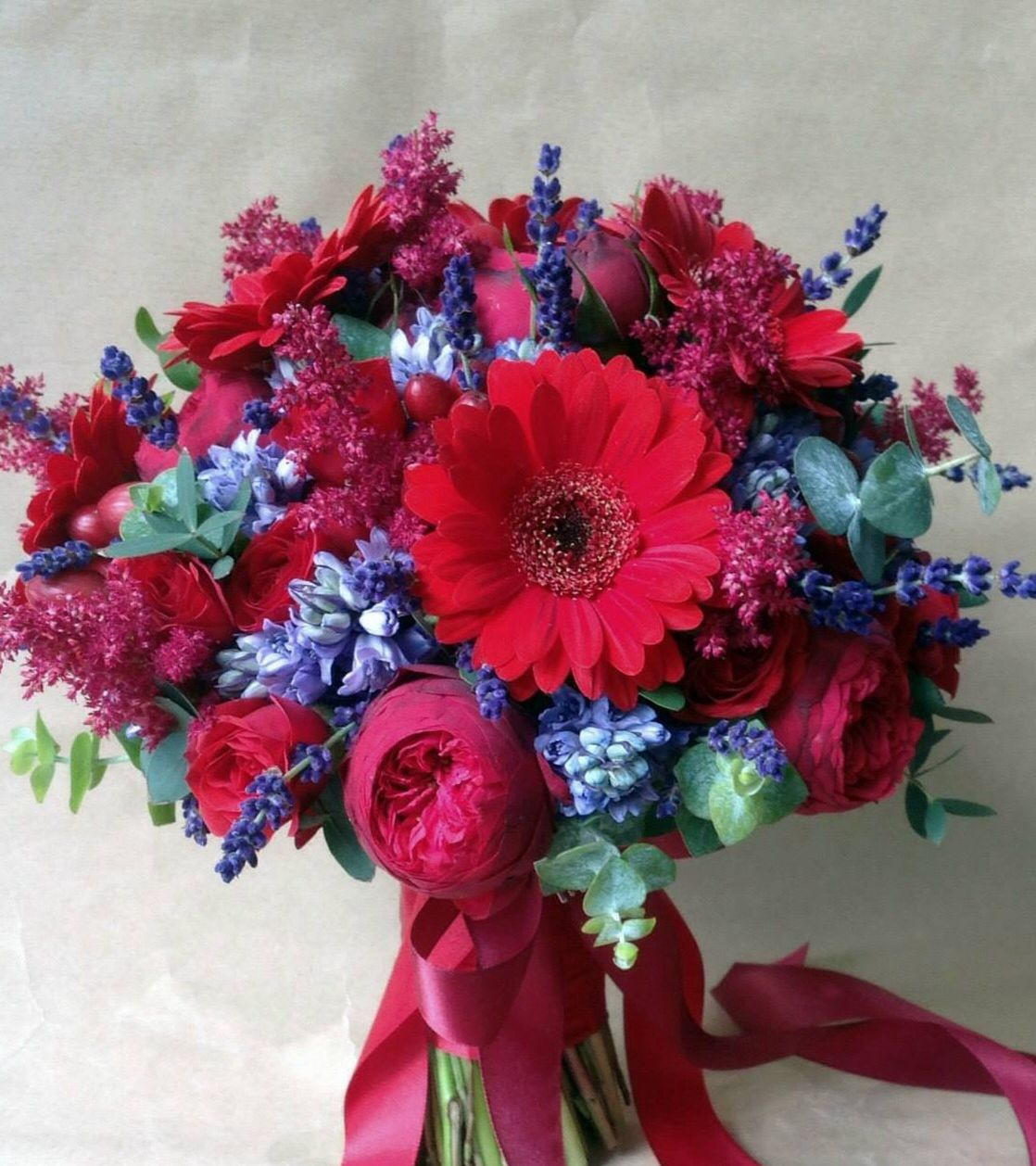 Swindon Florist Can Offer Advice On The Perfect Bouquet To