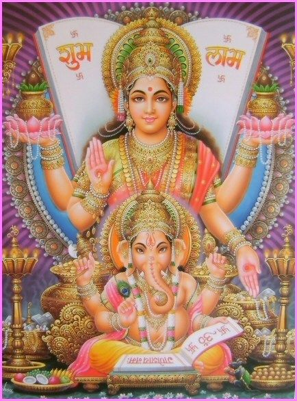 Lakshmi Goddess Lakshmi Picture Free Download Hindu Devotional