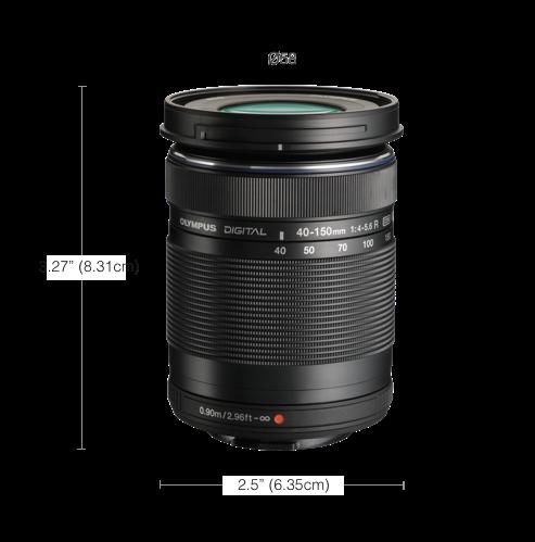 M Zuiko Ed 40 150mm F4 0 5 6 R Lenses Olympus Zoom Lens Panasonic Camera Digital Camera Lens