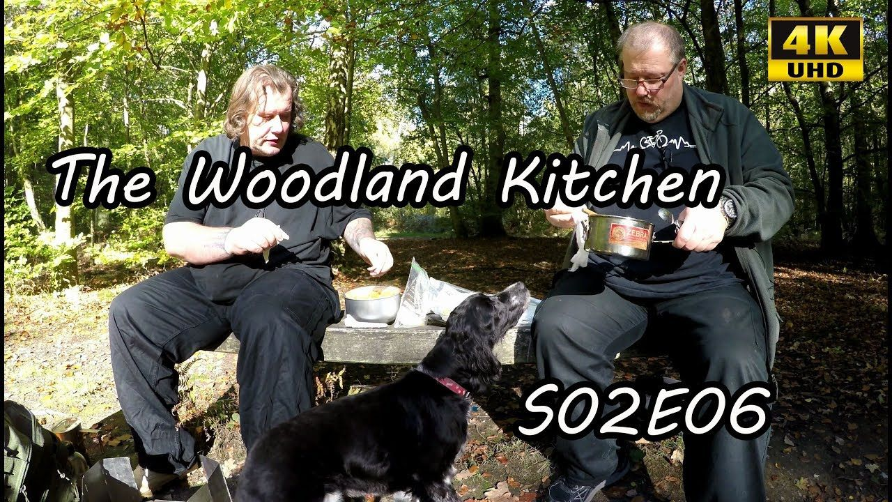 The Woodland Kitchen S02E06 Woodland, Aldi, Ready meal