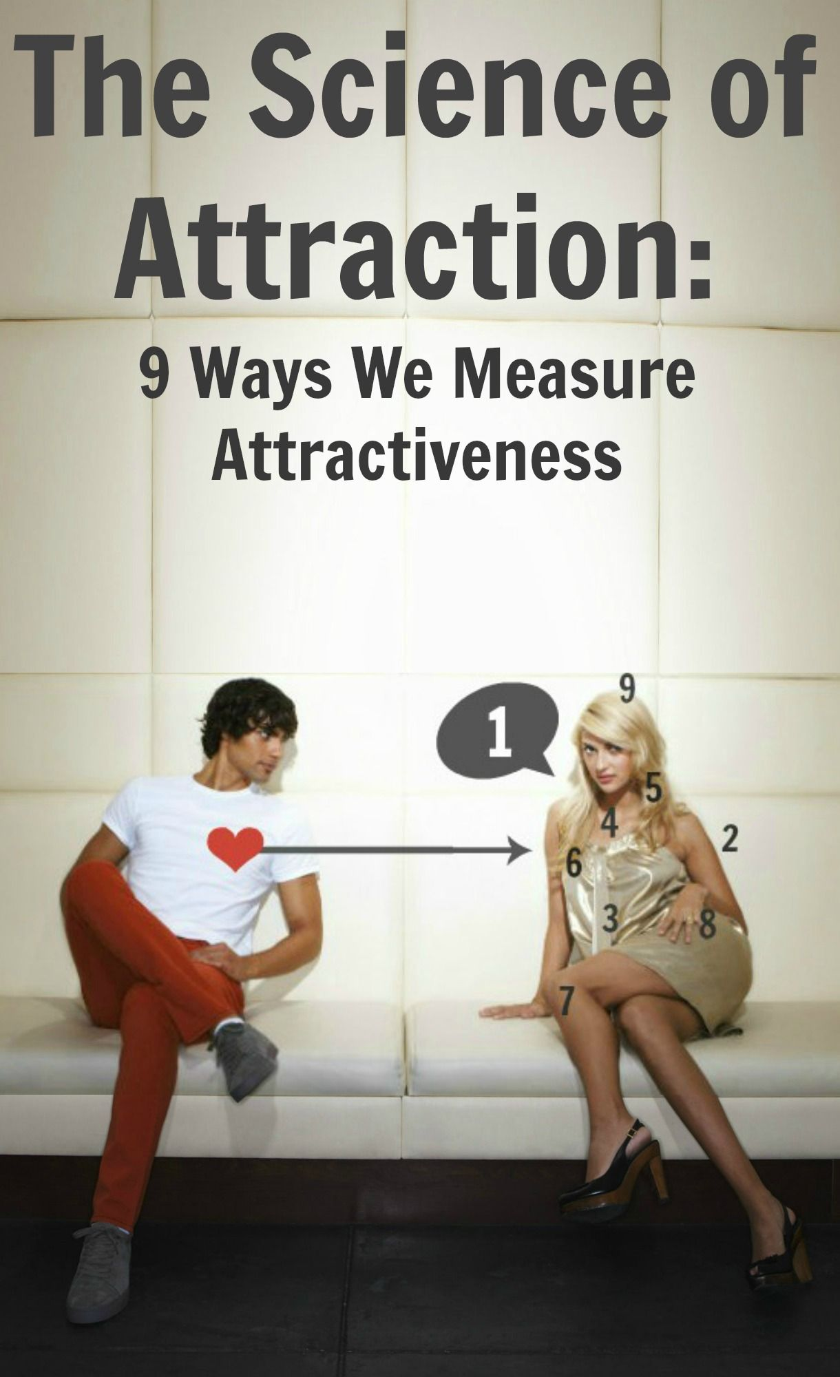 scientific facts about attraction
