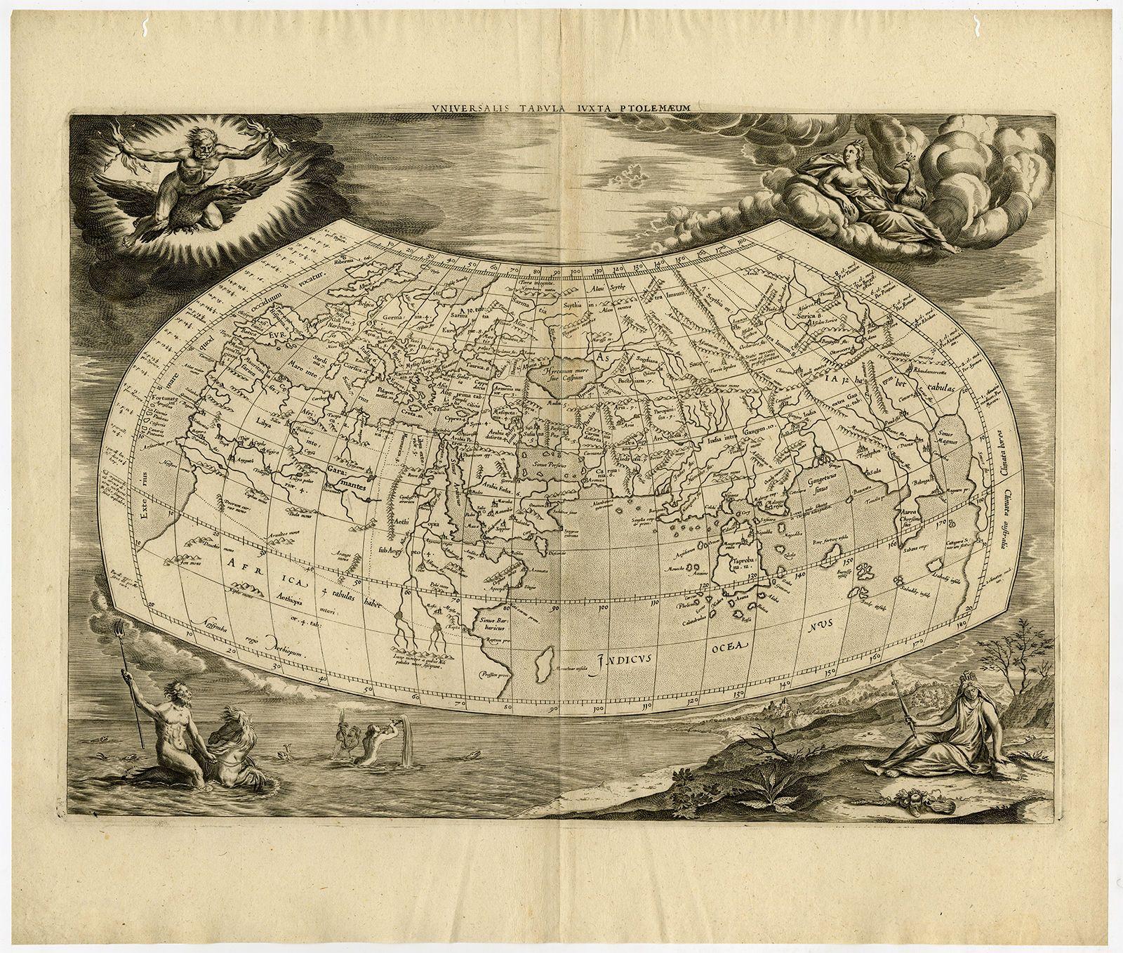 Antique print worldmap ancient world ptolemy mercator 1698 httpebayitmantique print worldmap ancient world ptolemy mercator 1698 401251276895hashitem5d6c70985fg1suaaosw44byzlld gumiabroncs Images