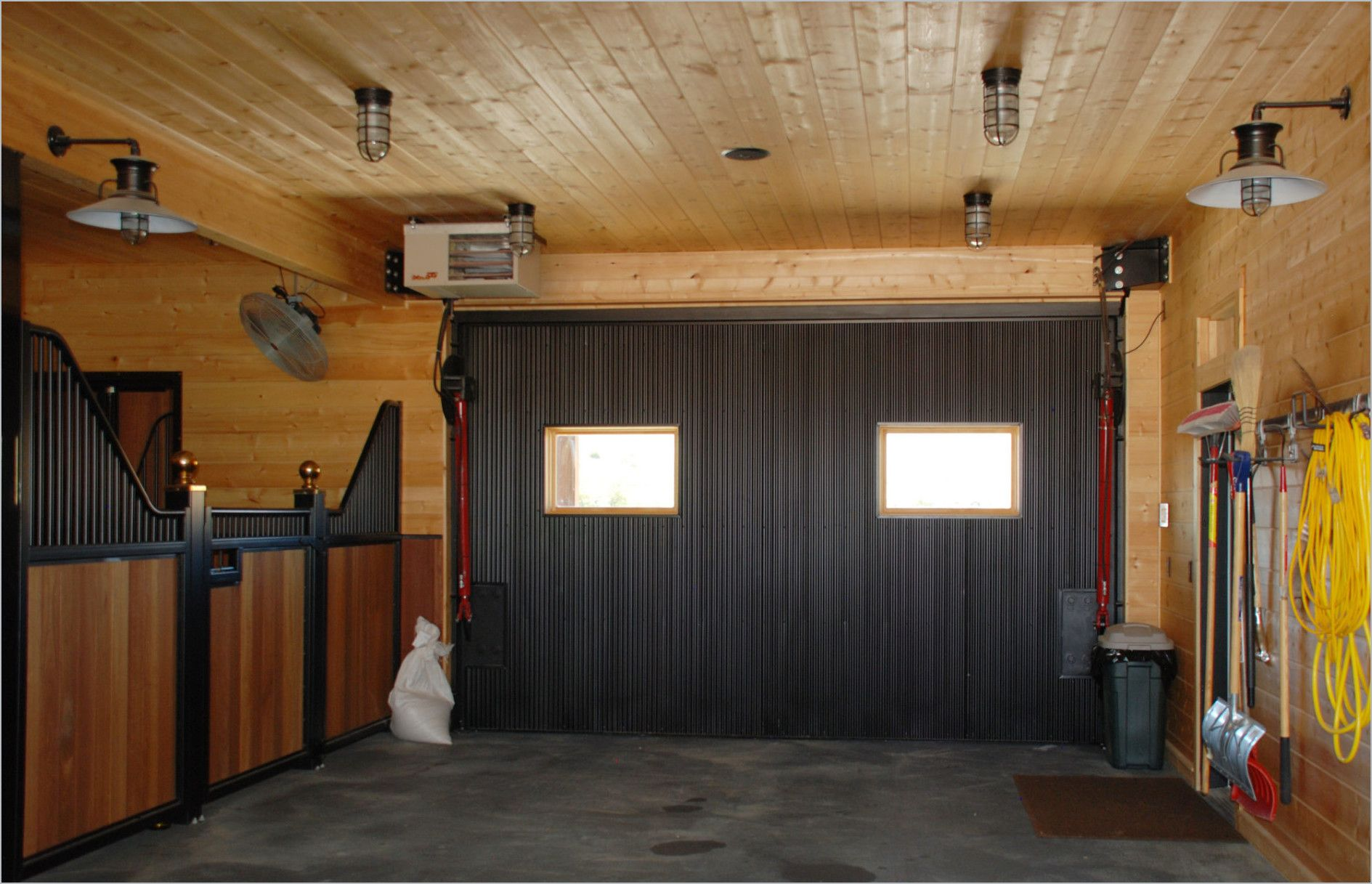 Garage Wall Ideas Finishing Walls Interior