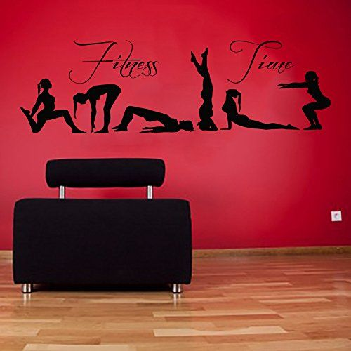 Home Gym Designs For Walls: Pin By Ronnie Mitchell On Home Wish List