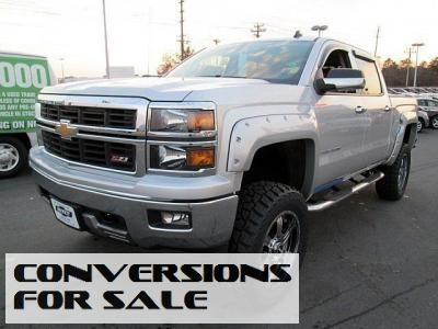 2014 Lifted Chevy Silverado 1500 Lt Z92 American Luxury Coach