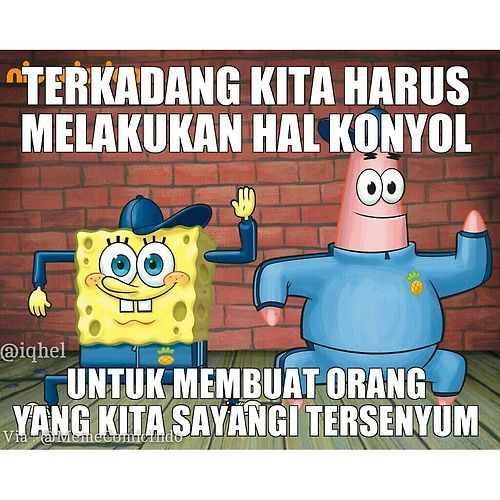 Meme Comic Indonesia Lol Pinterest Spongebob Memes Dan Meme