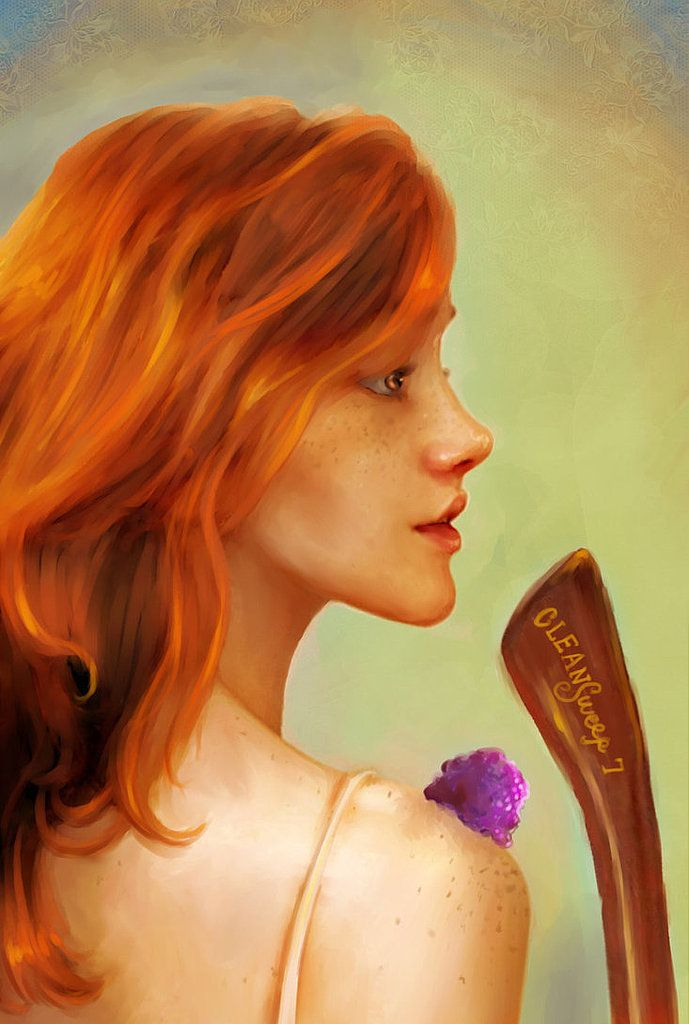 Harry Potter Characters Are Reimagined In Amazing Fan Art Harry Potter Characters Ginny Weasley Harry Potter Ginny