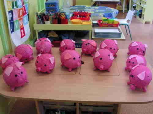 Bricolage De Cochons En Maternele Recherche Google
